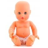 кукла Интерактивный пупс Карапуз с ванной, 33 см, BAE9399 (12)