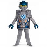 костюм карнавальный LEGO Nexo Knights Клэй (детский, размер M, 10365K-PK1)
