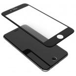 защитное стекло для смартфона Red Line для Xiaomi Redmi Note 7 Full Screen 3D закалённое FULL GLUE черное
