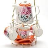 Чайный набор Loraine LR 24730, купить за 1 600руб.