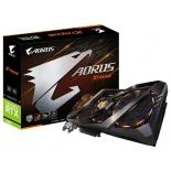 видеокарта GeForce Gigabyte GeForce RTX 2080 1890MHz PCI-E 3.0 8192MB 14140MHz 256 bit 3xHDMI HDCP Aorus Xtreme (GV-N2080AORUS X-8GC)