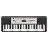 электропианино (синтезатор) Yamaha YPT-260 (функции записи)