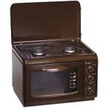плита Gefest ПГЭ 120 К19 коричневая