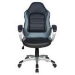 компьютерное кресло Бюрократ CH-825S/Black Grey