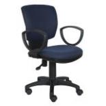компьютерное кресло Бюрократ CH-626AXSN/V-03-1 black/blue diamond