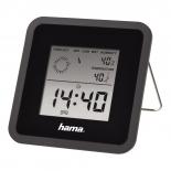 метеостанция Hama TH50, черная