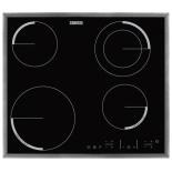 Варочная поверхность Zanussi ZEN 6641 XBA, черная