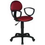 компьютерное кресло Бюрократ CH-213AXN/15-11 бордовое