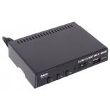 ресивер BBK SMP019HDT2, темно-серый