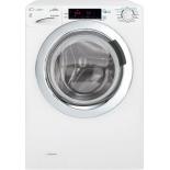 машина стиральная Candy GVSW 40364TWHC-07, белая