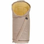 конверт для новорожденного Kaiser Coosy (98х45см) sand melange