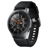 Умные часы Samsung Watch 46мм SM-R800, серебристые