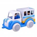 игрушки для мальчиков Грузовик Форма ДС Полиция (С-161-Ф)