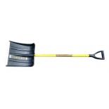 лопата для снега IAGRO СПРИНТ пластмассовая СНЕЖОК, V-р, (100602)