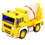 Игрушки для мальчиков Технопарк Бетономешалка, свет и звук (WY510B(36) пластик, купить за 700руб.