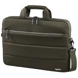 сумка для ноутбука Hama Toronto Notebook Bag 17.3, оливковая