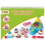 набор для лепки развивающий Color Puppy Чудо-кондитерская (631725)