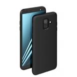 Чехол для смартфона Borasco для Samsung A6 2018 черный, купить за 350руб.