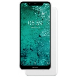 смартфон Nokia 5.1Plus 3Gb/32Gb DS, белый