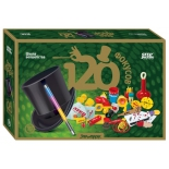 набор для научных экспериментов Step puzzle Школа волшебства 120 фокусов