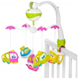 музыкальная игрушка Жирафики Подвеска музыкальная Мобиль Тачки (634741)