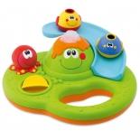 игрушка для купания Chicco Остров с пузырьками Гавайи