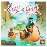 стратегическая игра для всей семьи Asmodee Льюис и Кларк: Путешествие