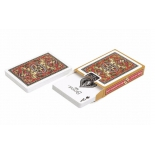 игральные карты United States Playing Card Company Bicycle Gold Dragon, пластик