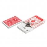 игральные карты United States Playing Card Company Bicycle Seconds, красные