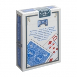 игральные карты United States Playing Card Company Bicycle Prestige 100% пластик, синие