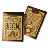 игральные карты United States Playing Card Company Bicycle Bourbon, пластик
