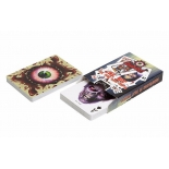 Игральные карты United States Playing Card Company Bicycle Zombified, пластик, купить за 630руб.