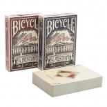 игральные карты United States Playing Card Company Bicycle US Presidents, красные