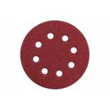 круг шлифовальный Metabo Р180, professional, по дереву, металлу, окрасу, 125мм (631230000)