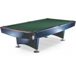 стол бильярдный Reno 9 ф, для пула, (черный)