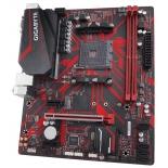 материнская плата Gigabyte B450M Gaming (rev. 1.0) (mATX, AM4, AMD B450, 2xDDR4, VGA/DVI/HDMI)