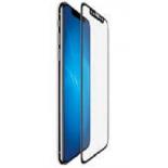 защитное стекло для смартфона Red Line для Huawei Honor 8X Full Screen FULL GLUE, черное