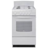 плита DeLuxe 5040.38 гщ, белая
