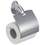 держатель для туалетной бумаги Рыжий кот BA-PH-1 (310808) хромированный металл
