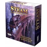 экономическая игра HOBBY WORLD Steam. Железнодорожный магнат (от 12 лет)