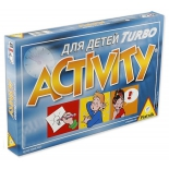активити Piatnik Activity Turbo для детей