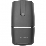 мышь Lenovo Yoga Mouse (Bluetooth + радиоканал, встроенный презентер), черная