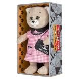 игрушка мягкая Maxitoys Мышель Шанель 25 см (MT-MRT101706-25)