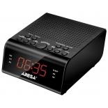 радиоприемник будильник Aresa AR-3904