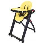 стульчик для кормления Ivolia Love 02 желтый