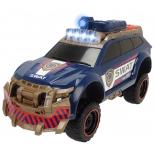 игрушки для мальчиков Dickie Полицейский внедорожник Защитник города, свободный ход, 33 см.