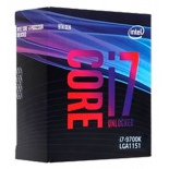 процессор Intel Core i7-9700K BOX (6х3.7ГГц, 12МБ, Socket1151)
