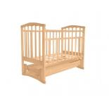 детская кроватка Агат Золушка-6 светлая