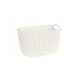 ящик для хранения Curver knit L 03670-X64-00 (19л) белая