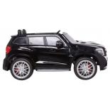 электромобиль RiverToys Mercedes-Benz GLS63 4WD 4-4, черный